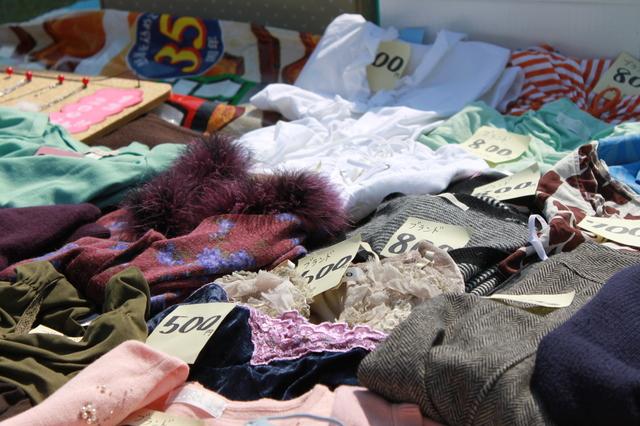 いらない洋服を売る方法